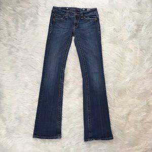 Miss Me JP5009-3 Size 27 Embellished Jeans